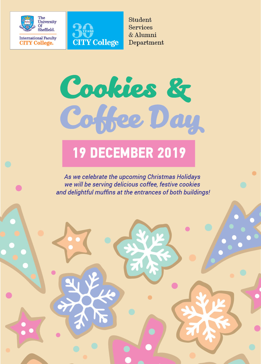 Cookies and Coffee Day 2019