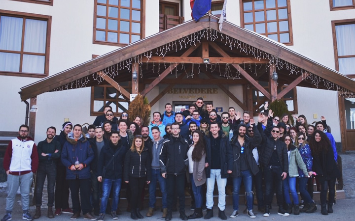 An exciting Ski Trip to Bansko by CITY's Students Union (CSU)