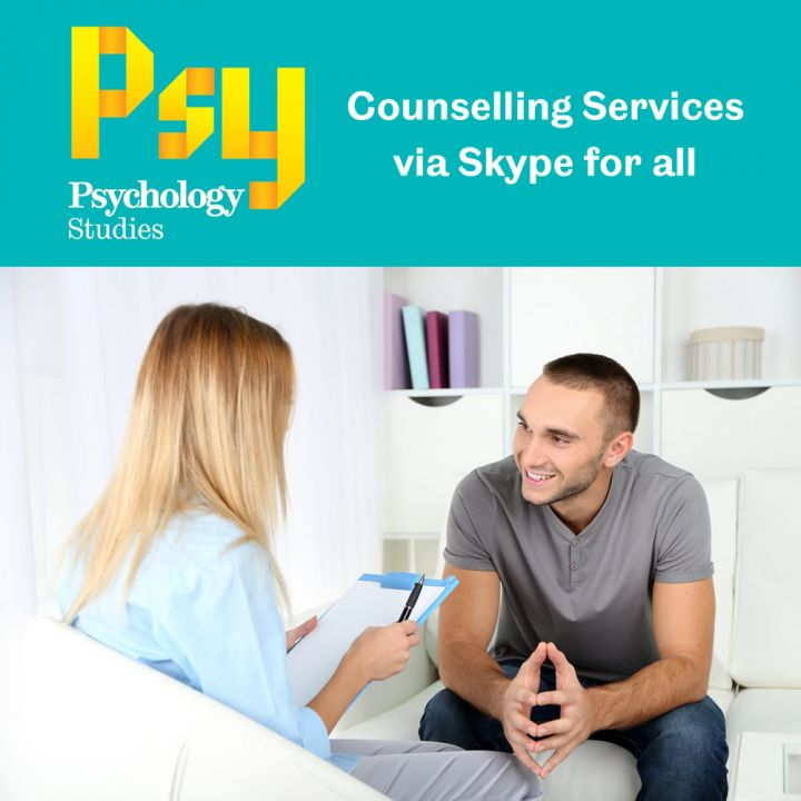 Counselling Services via Skype for all - Psychology Department of CITY College
