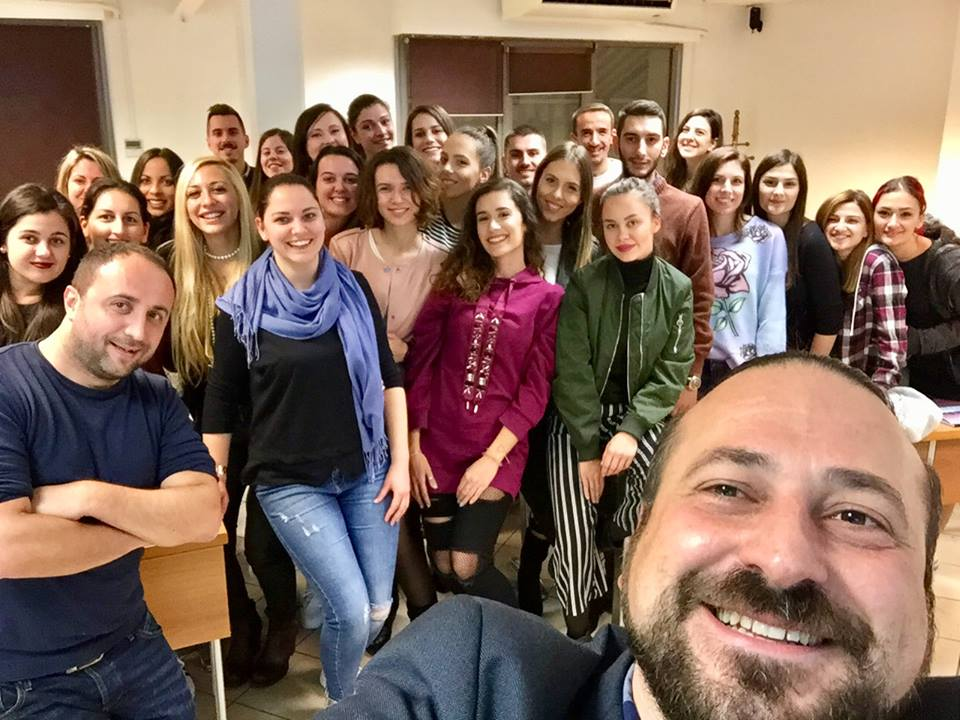 Digital marketing real-life project for the Greek Children's Village by The International Faculty CITY College business students
