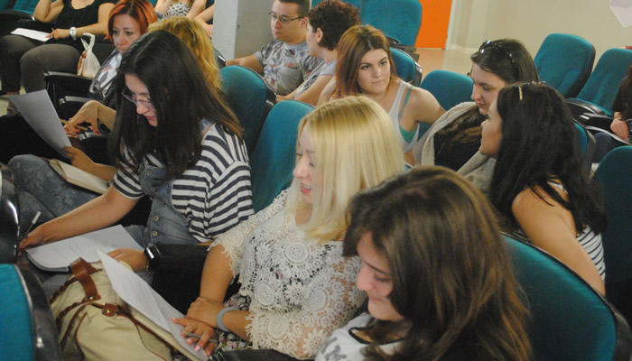 Our English Studies Department launches 'ELT Methodology for All' Open Seminar Series