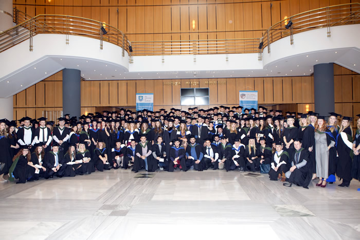 More than 200 Bachelors, Masters and PhD graduates from more than 20 countries, completed their studies at the he University of Sheffield International Faculty, CITY College