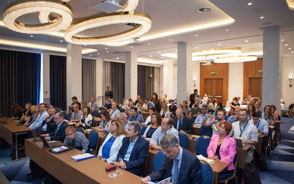 ICEIRD 2017 Conference celebrates a decade of success in Thessaloniki