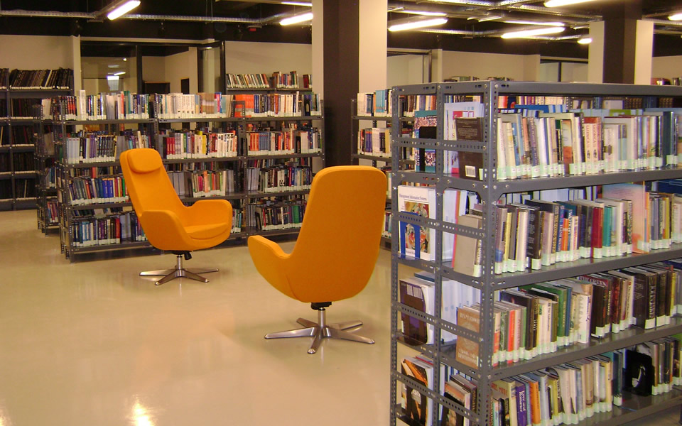 The Information & Learning Commons (ILC) - CITY College