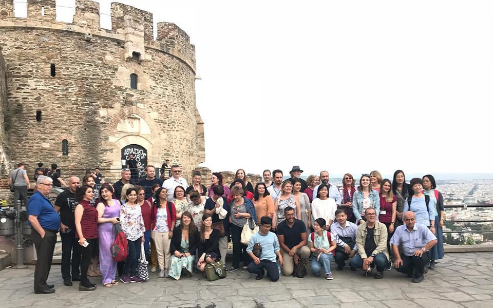 The English Studies Department co-organises the 5th Language in Focus International Conference (LIF18) in Thessaloniki