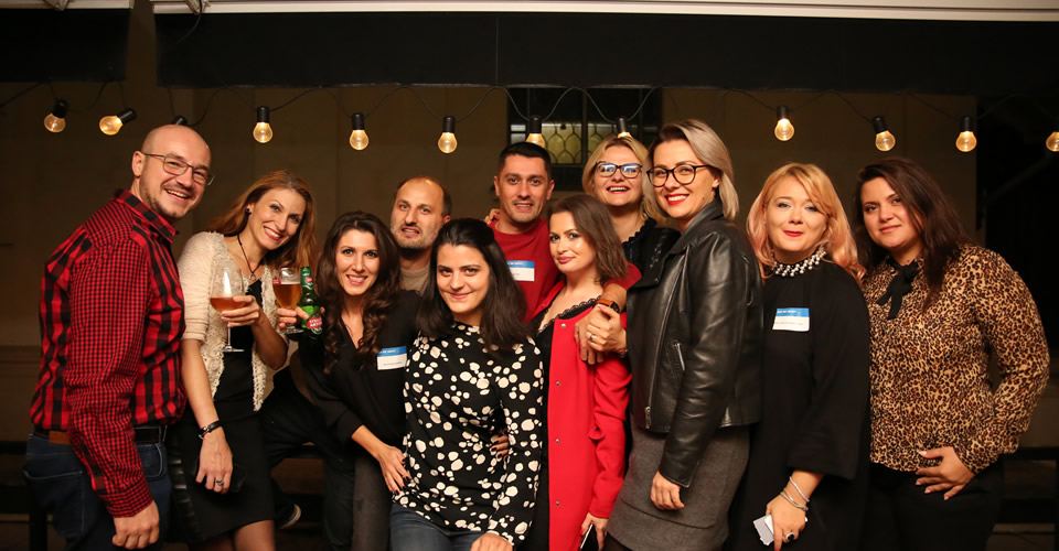 CITY College MBA Social Gathering in Bucharest