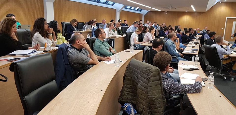 Annual MBA Study Week 2019 at the University of Sheffield