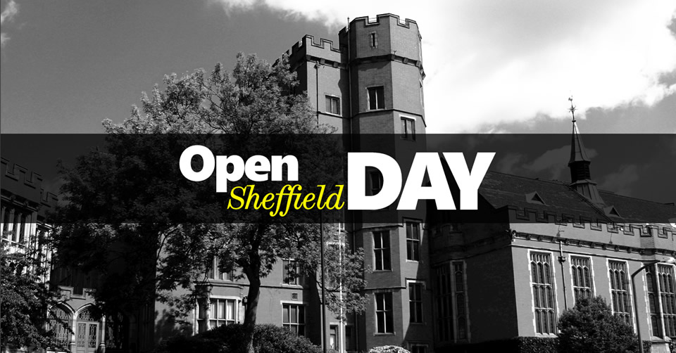 Open Day in Skopje - The University of Sheffield International Faculty CITY College