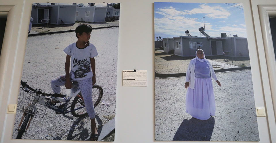 "Photo Exhibition ""A Journey into the Life of Yazidis in Greece"" at the International Faculty CITY College"