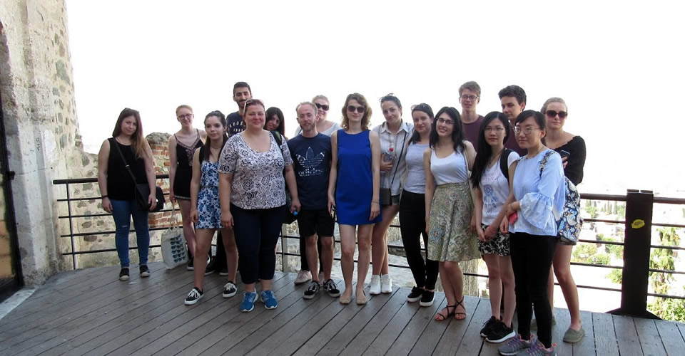 Entitled 'Migrant Crisis within the Greek context', Summer School 2017 was completed successfully and proved to be an exciting experience for the international group of student-participants