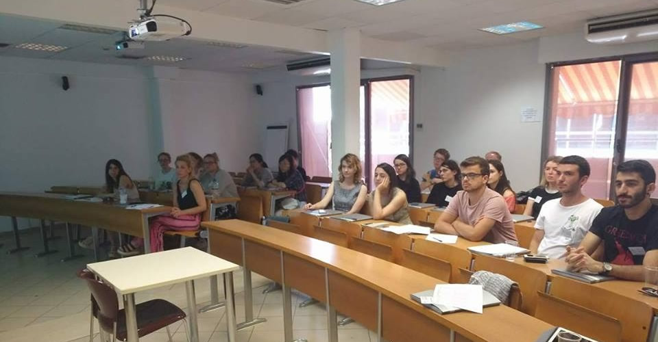 Summer School 2017 – Migrant Crisis within the Greek context