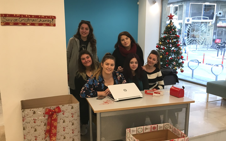 CITY College's Sunrise Movement collects items for 'Agios Stylianos' orphanage