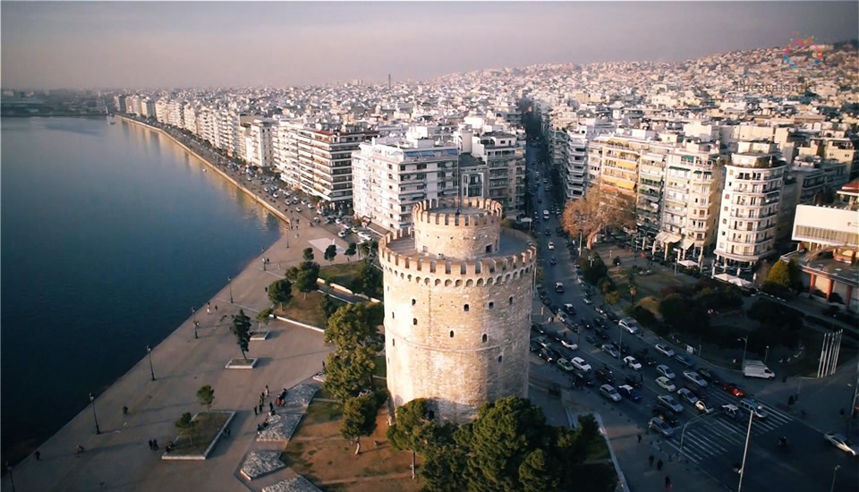 Living in Thessaloniki