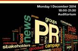 Guest lecture on PR Plans by Ms Moraitou