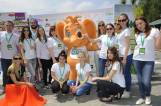 Our students in Sofia volunteer in the GoBio Annual Festival