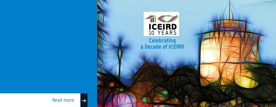10th International Conference for Entrepreneurship, Innovation and Regional Development (ICEIRD 2017)