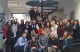 Our English Studies Department got us into the festive spirit with its Christmas Gathering!!
