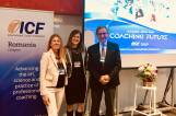 Mr Lambridis at the Annual Conference of the International Coach Federation (ICF) in Bucharest