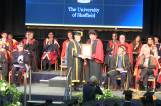 Prof. Kefalas receives Senate Award at the Graduation Ceremony of the University of Sheffield