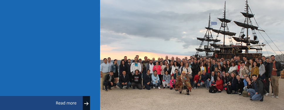 Executive MBA Annual Study Week 2018 in Thessaloniki