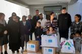 Aid by CITY College arrives in Albania