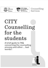 Counselling service guide