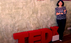 International Faculty alumna delivers successful presentation at the TEDxSevan event in Armenia