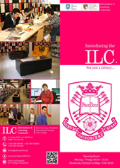 Introducing the Information & Learning Commons (ILC)