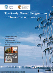 The Study Abroad Programme