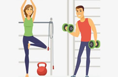 Fitness Online (Sports@CITY)