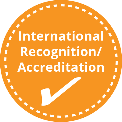 Accreditation and recognition