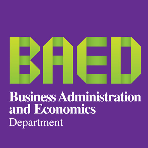 The Business Administration & Economics Department (BAED) of CITY College