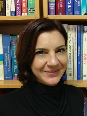 Dr Ioanna Stamatopoulou