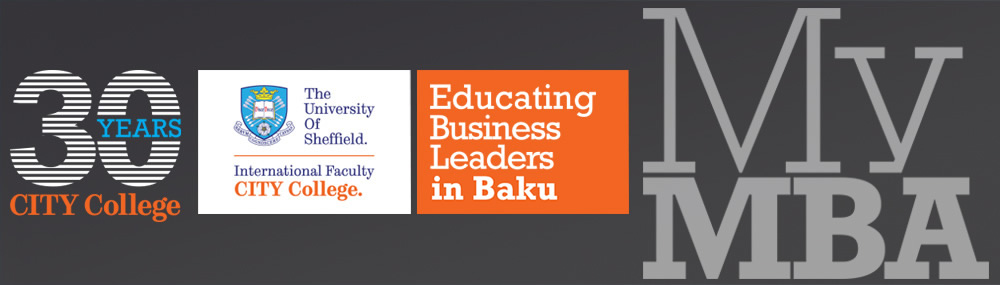The University of Sheffield Executive MBA in Baku