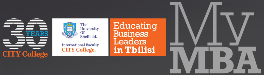 The University of Sheffield Executive MBA in Tbilisi