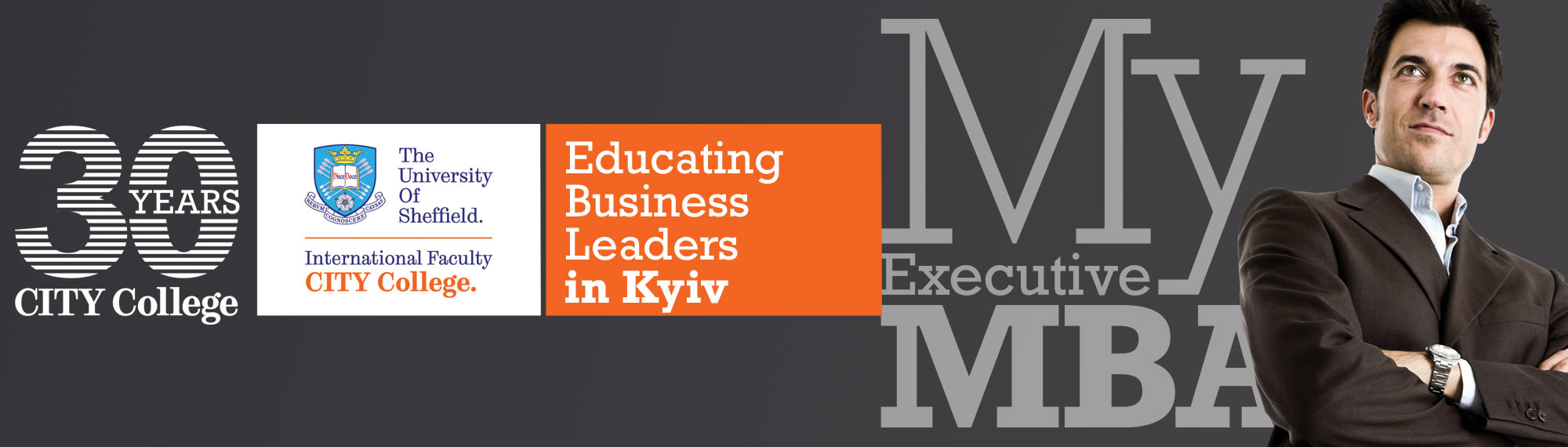The University of Sheffield Executive MBA in Kyiv